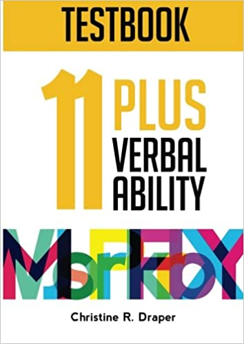 Amazon.com: 11 Plus Verbal Ability Testbook (9781909986169 ...