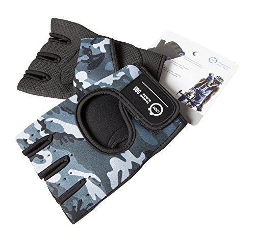 IJOYネオプレンワークアウト手袋 B0748N4GQG X-Large|CMGR CMGR X-Large