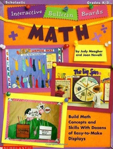 Interactive Bulletin Boards: September to June (Grades