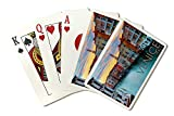 Venice, Italy - Canal View (Playing Card Deck - 52 Card Poker Size with Jokers)