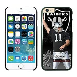 NFL Case Cover For SamSung Galaxy S3 Oakland Raiders Sebastian Janikowski Black Case Cover For SamSung Galaxy S3 Cell Phone Case ONXTWKHC3294