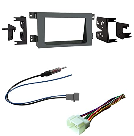 51J%2BFPSgZNL._SY463_ amazon com 2002 2008 honda acura antenna adapter and harness honda factory radio wire harness codes at bayanpartner.co