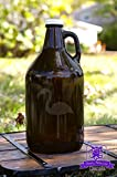 Lawn Flamingo Beer Growler Gift