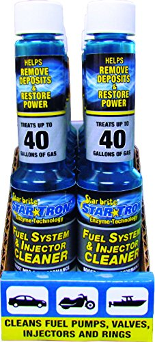 Star brite Fuel System & Injector Cleaner - 4oz. 096699 by Star Brite