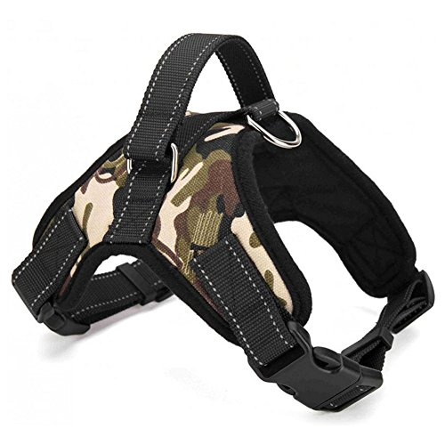 Fuloon Service Harness Comfort Camouflage