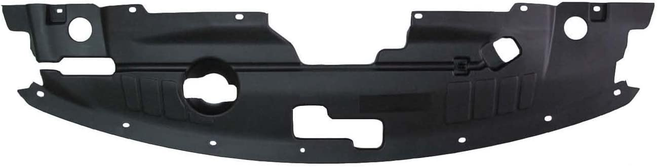 CPP Replacement Radiator Support Cover NI1224103 for 2013-2016 Nissan Pathfinder