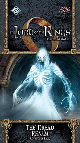 Lord of The Rings LCG: The Dread Realm Adventure Pack Board Game