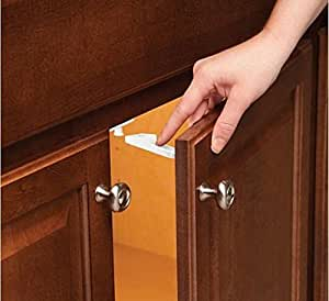 kitchen cabinet safety latches safety 1st finger guard cabinet and drawer 19507