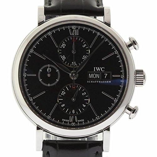 - IWC Portofino Swiss-Automatic Male Watch IW391008 (Certified Pre-Owned)