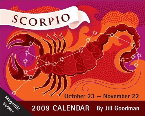 (Scorpio: 2009 Mini Day-to-Day Calendar)