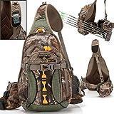Tenzing TZ 1140 Single Sling Archery Hunting Pack, Realtree Max Xtra
