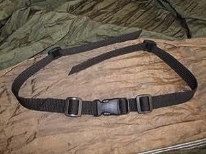 Buckle Gear Sternum Strap (Black)