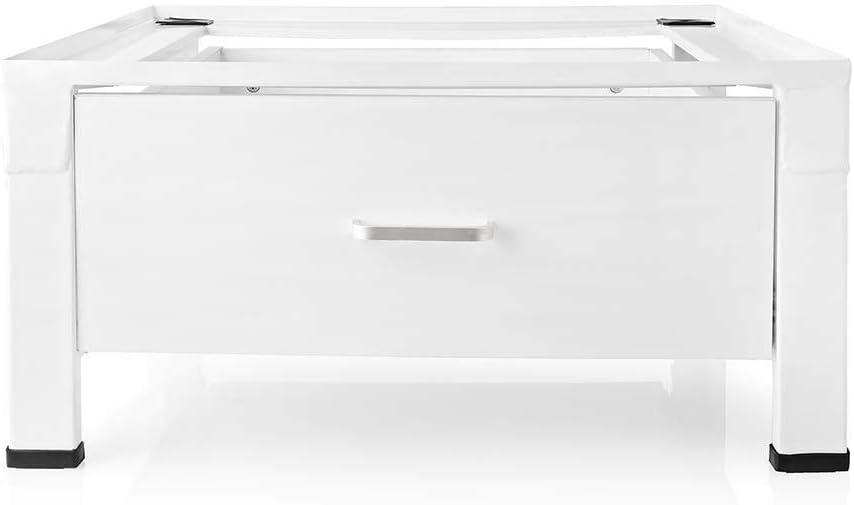 NEDIS WAST130WT Soporte para Lavadora/Secadora | Cajón | 30 cm