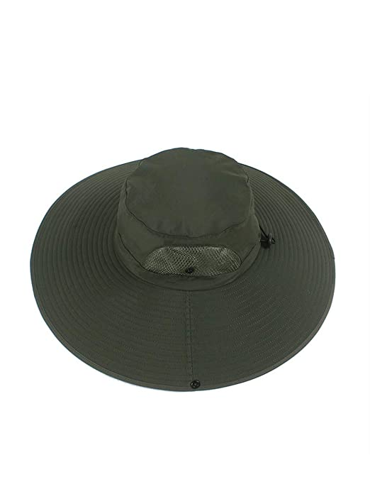 LHHJP111 Sombrero de Pescador a Prueba de Agua al Aire Libre ...