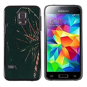 LECELL--Funda protectora / Cubierta / Piel For Samsung Galaxy S5 Mini, SM-G800, NOT S5 REGULAR! -- Go Around Retro Photo --