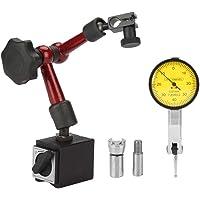 Soporte magnético flexible y fuerte para manómetro/indicador