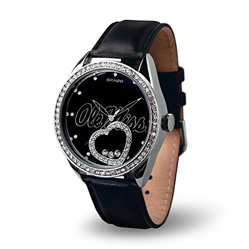 NCAA Mississippi Ole Miss Rebels Beat Watch, Black