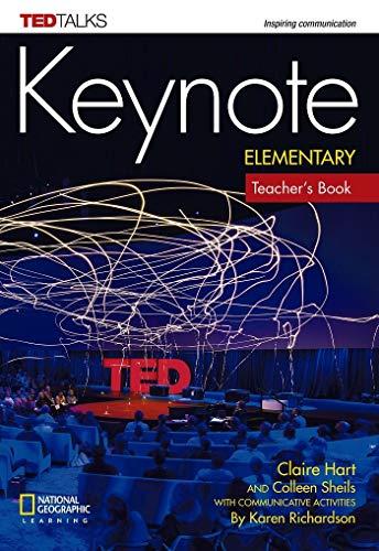 KEYNOTE ELEMENTARY TEACHERS BO OK W/CLASS AUDIO CDS BRE