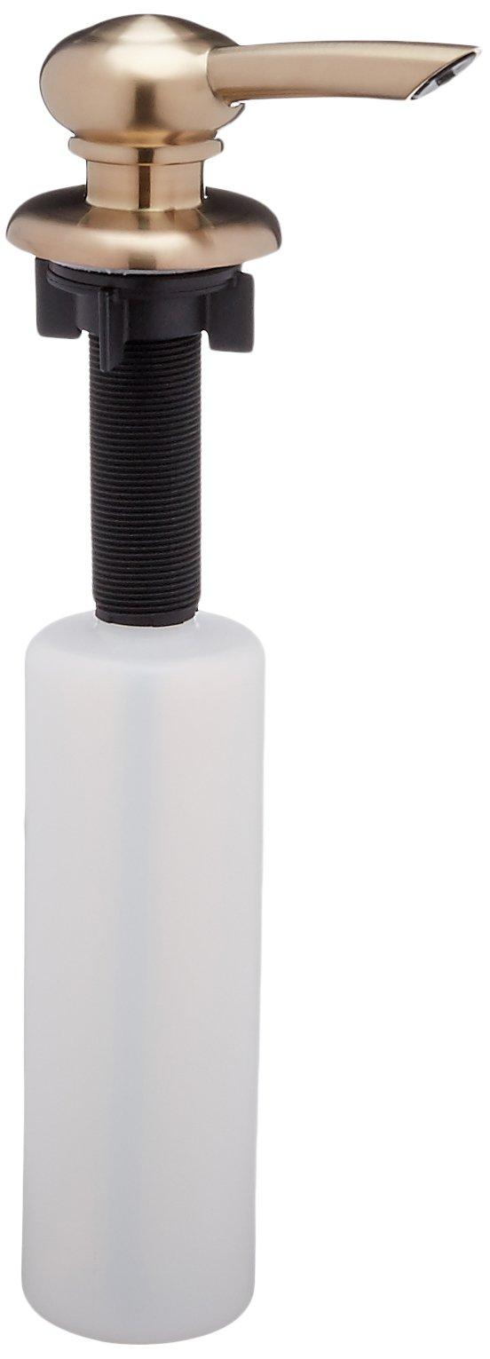 Delta Faucet RP50813CZ Leland, Soap/Lotion Dispenser, Champagne Bronze by DELTA FAUCET
