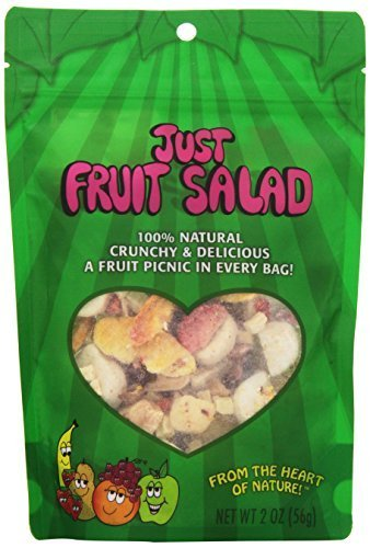 Just Tomatoes Just Fruit Salad, 2 Ounce Pouch by