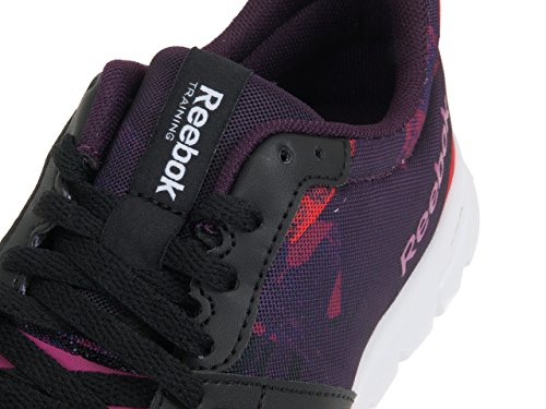 Reebok SUBLITE TRAIN 3.0 V66098 Unisex-adult Sports Shoe Red 33IWuGPe