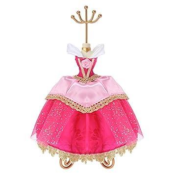 アクセサリースタンド ドレス オーロラ姫(ディズニーストア