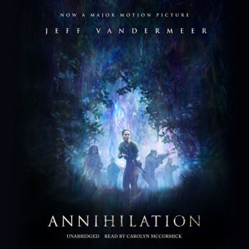 Annihilation Audiobook by Jeff VanderMeer [Free Download by Trial] thumbnail