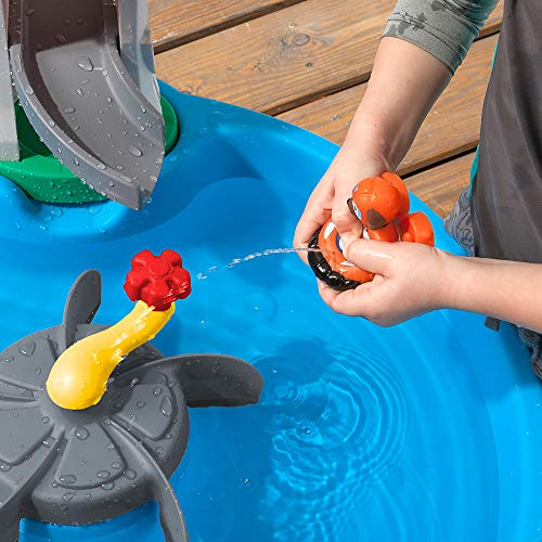 51J%2BMvAt5uL - Paw Patrol Sea Patrol Water Table with Accessory Set & 4 Characters
