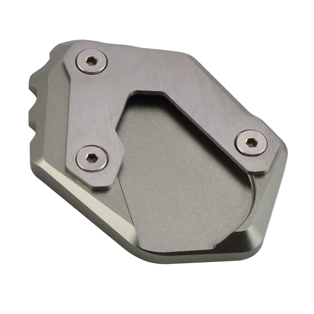 Kickstand Side Stand Extension Plate Pad For BMW R1200GS LC R1200 GS LC 2013-2015 R 1200 GS LC Adventure Star-Trade-Inc
