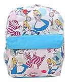 Disney Alice in Wonderland 12'' All Over Print Backpack