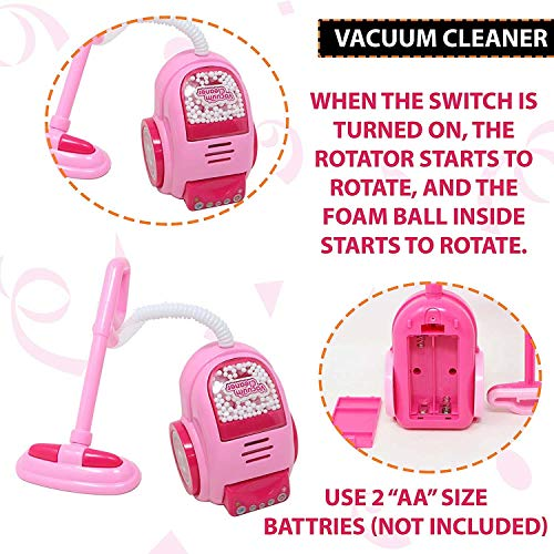 SVE Best Household Appliances Set for Kids Includes Washing Machine, Vacuum Cleaner, Sewing Machine and Iron with Light and Sound 51J%2BP3UWkjL India 2021