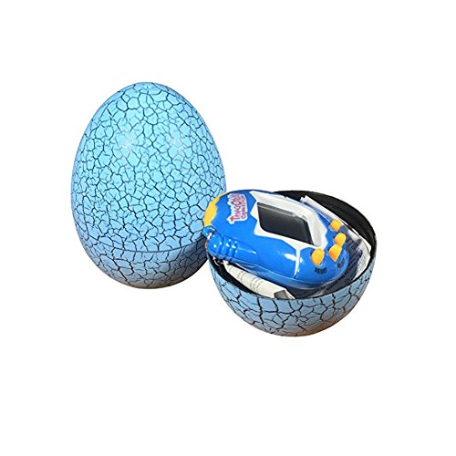 Tamagotchi Pet Dinosaur Egg Virtual Pets On A Keychain Digital Pet Electronic Game Crackle Tumbler Gifts Toy