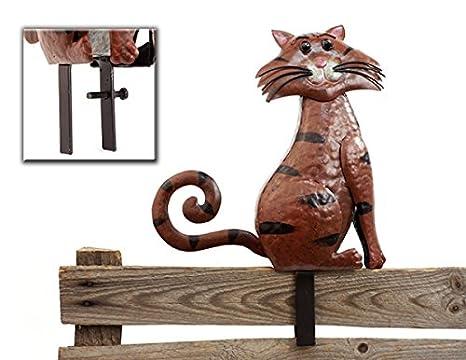 Recinzione sgabello gatto con morsetto metallo 23 cm x 26 cm: amazon