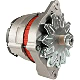 DB Electrical ABO0111 Alternator for Case Dozer Excavator Crawler Tractor Loader for Models A186124, A186153 and P941518P