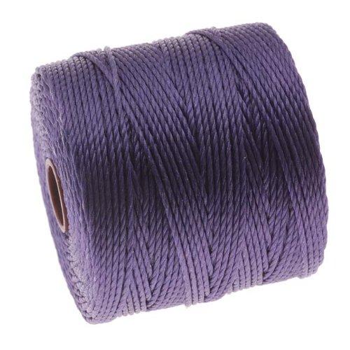 BeadSmith Super Lon Cord Twisted Medium