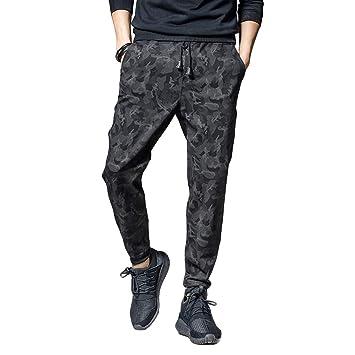 Nordira Pantalones de Yoga para Hombre, diseño de Camuflaje ...