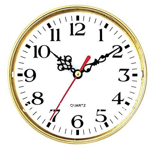 Maslin Insert Clock Clock Head Watch Movement 132mm(12D) Clock Parts Arabic Number 5pcs/lot,