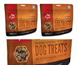 3 Pack Bundle, 3.25 OZ. Each ORIJEN Freeze Dried Wild Boar Dog Treat