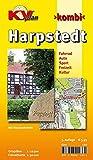 Harpstedt: 1:12.500 Samtgemeindeplan mit Freizeitkarte 1:30.000 inkl. Radrouten (KVplan Mittelweser-Region / http://www.kv-plan.de/Mittelweser.html)