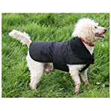Cosipet Dartmoor Dog Coat (24in) (Black)