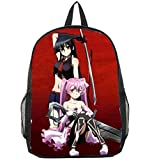 Gumstyle Akame Ga Kill Anime Cosplay Bookbag Backpack Racksack Shoulder Bag School Bag