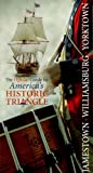 img - for Jamestown Williamsburg Yorktown: The Official Guide to America's Historic Triangle book / textbook / text book
