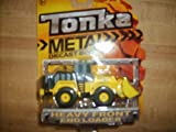 Tonka Metal Diecast Bodies Heavy Front End Loader, Colors may vary by Tonka