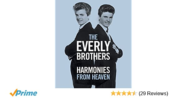 Amazon com: Harmonies From Heaven: Everly Brothers, Na: Movies & TV