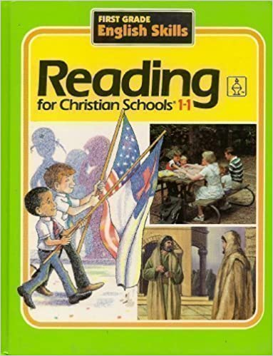Book Reading for Christian Schools 1-1