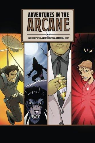 Adventures in the Arcane