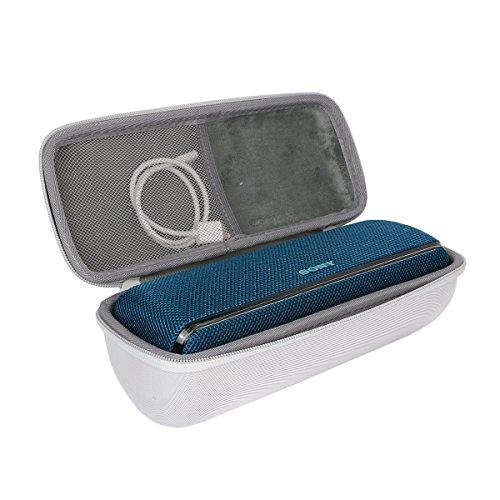 Hard EVA Travel Case for Sony SRS-XB31 Portable Wireless Bluetooth Speaker SRSXB31/W by co2crea (White)