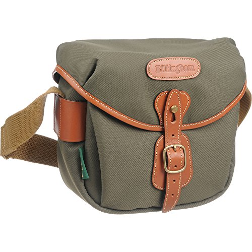 Billingham Digital Hadley Camera Bag (Sage w/ Tan Trim) by Billingham