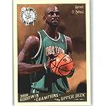 99e098bdd6f5 Kevin Garnett - Celtics (NBA) - 2009 Upper Deck Goodwin Champions Baseball.