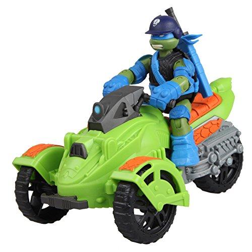 Teenage Mutant Ninja Turtles Ninja AT3 Vehicle with Leo Figure